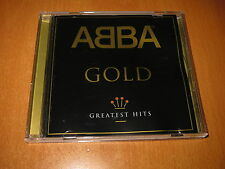 ABBA - GOLD - GREATEST HITS CD ALBUM AUSTRALIA