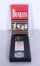The Complete Beatles VHS Its Everything the Beatles Did Best