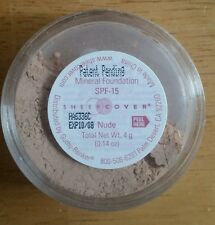 New Sheer Cover Nude Mineral Foundation 4G LARGE Sheercover