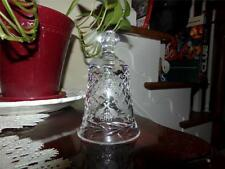 Waterford Crystal 12 Days of Christmas Bell 1987 4 Calling Birds