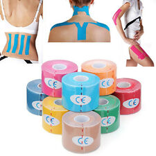 Gym Running Sports Tape Self-adhesive Elastic Bandage Basketball Sports Tape