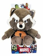 Marvel Guardians Of The Galaxy - 10 Inch Plush Rocket Raccoon  *BRAND NEW*