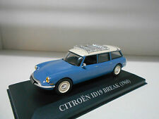 CITROEN ID19 BREAK 1960 ALTAYA IXO 1/43