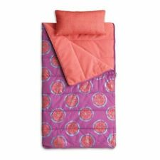 "NEW My American Girl SUNSET SLEEPOVER Sleeping BAG with Pillow for 18"" Dolls NIB"