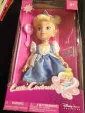 """New 2002 Disney Store Exclusive Little Cinderella Princess Doll  Stands 15"""" tall"""