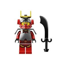 NEW LEGO Ninjago Samurai X Nya + Black Sword original
