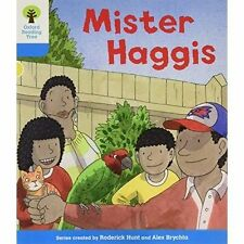 Oxford Reading Tree: Level 3 More a Decode and Develop Mister Haggis by...