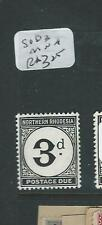 NORTHERN RHODESIA (PP3012B)  POSTAGE DUE SG D3   MNH