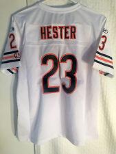 Reebok Women's Premier NFL Jersey Bears Devin Hester White sz L
