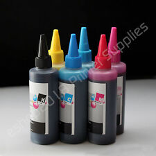 Refill Bulk INK for CISS & Refillable Epson #48 RX600 RX620 R300