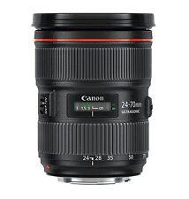 Canon EF 24-70mm f/2.8L II USM Lens BRAND NEW
