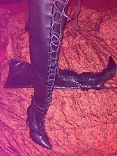 thigh high boots 8/9