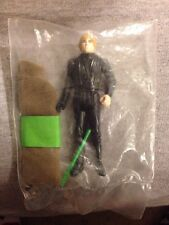 Vintage Star Wars ESB 1983 Luke Skywalker Jedi Knight Figure Loose In  Baggie