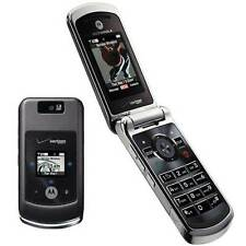Motorola Moto W755 - Black (Verizon) Cellular Phone