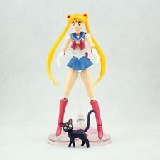Sailor moon Anime Manga Figuren Set H:15cm Neu