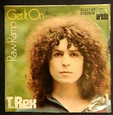 "reduced T.REX ""GET IT ON"" PS GERMANY '71 1ST PRESS 10 327AT"
