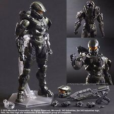 "Square Enix play arts kai halo 5 gardiens master chef 11"" action figure"