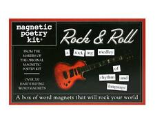Magnetic Poetry Kit - Rock & Roll