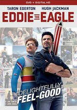Eddie the Eagle (DVD, 2016)