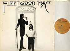 FLEETWOOD MAC fleetwood mac self titled s/t same MS 2225 usa 1975 LP EX/VG