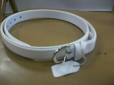 Women's All White Belt Size 2X-Large Brand New!