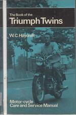 TRIUMPH 3TA 5T 5TA 6T T90 T100 T110 T120 TR5 & TR6 1958-69 OWNERS REPAIR MANUAL
