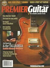 Premier Guitar magazine Jol Dantzig Talladega ACT build Moog Sonny Landreth Gear