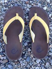 Olukai flip-flops men's size 8  EUR 40 Check Measurements!