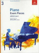 ABRSM Selected Piano Exam Pieces: 2013-2014 (Grade 3) - Book Only - Sheet Music,