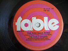 Richmond Football Club Song The Football Song The Fable Singers 45 RPM VGC 69-1E