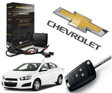 2012 CHEVROLET SONIC PLUG & PLAY REMOTE START DIY PLUG IN INSTALL CHEVY GM