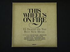 UNCUT 2013 08 THIS WHEEL'S ON FIRE THE BEST NEW MUSIC - CARD SLEEVE CD