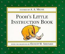 Pooh's Little Instruction Book Milne, A. A. Hardcover