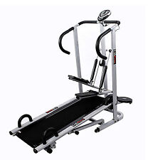Lifeline 4 in 1 Treadmill Foldable Branded Run Jogger Machine  4Home Gym Use