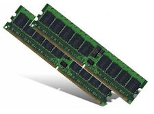 2x 2GB 4GB ECC DDR2 UDIMM 667 RAM Speicher für DELL PowerEdge 850 860 PC2-5300E