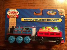 Thomas' Balloon Delivery 2 pak New in Pkg. for Thomas Wooden Railway.