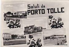 # PORTO TOLLE: SALUTI DA    1956
