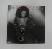 NATALIE COLE   Vinyl LP  Everlasting (Incl Pink Cadillac, When I Fall In Love)