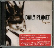 DAILY PLANET CD HERO NEW!! SEALED!! THIRD DAY JARS OF CLAY BIG TENT REVIVAL