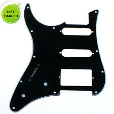 Left handed Guitar Pickguard For YAMAHA Pacifica EG 112 ,3Ply Black