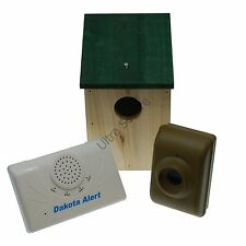 Dakota Alert (DCMA Pir & receptor & Unique Protector De Madera bird-box)