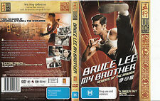 Bruce Lee my Brother-2010-Aarif Lee-Movie-DVD