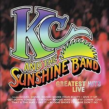 KC and the Sunshine Band - Greatest Hits Live, KC & The Sunshine Band, Excellent