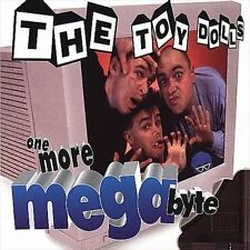 THE Toy Dolls CD One More Megabyte by (Punk) (CD, May-1997, Rotten Records)