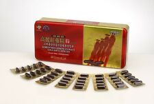 Korean Red Ginseng Extract Gold Soft Capsule 830mg x 120 Tablets(99.6g) Saponine