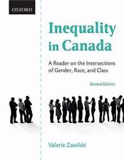 Inequality in Canada: A Reader on the Intersections of Gender, Race, a-ExLibrary
