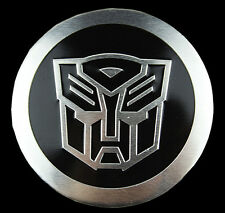 NEW Car Refitting Wheel Center Transformers Metal Emblem Badge Decal Sticker