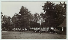 RARE Photo - Boy Scout Camp - Silver Lake PA 1938