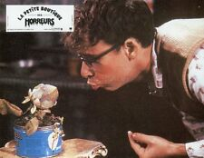 RICK MORANIS LITTLE SHOP OF HORRORS 1986 VINTAGE LOBBY CARD #1