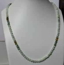 "100% Natural (Untreated) Grade ""A"" Multi-Color JADE Beads Necklace ** 21"" #N004"